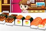 لعبة مطعم السوشي الياباني