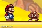 لعبة مغامرات ماريو في الصحراء الحديثة