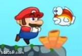لعبة مغامرات ماريو في عالم البحار الحديثة