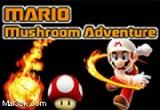 لعبة مغامرات ماريو و الفطر الحديثة