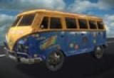 لعبة مغامرة سيارة الفان الحقيقية