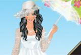 لعبة ملابس حفل الزفاف الحصري