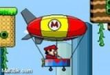 لعبة منطاد ماريو  الحديثة جدا