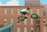 لعبة مهارات الدراجة الهوائية الجديدة