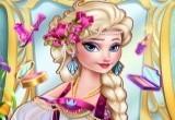 لعبة ميك أب ملكة الثلج