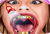 لعبة هانا مونتانا في عيادة الاسنان 2017