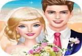 لعبة يوم حفل زفاف باربي