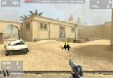 لعبة اطلاق النار على الاعداء الارهابية