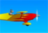 لعبة الطائرة المجنونة بالجو