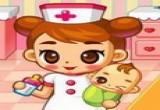 لعبه الممرضه ومستشفى الاطفال