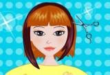 لعبة تلبيس باربي ومكياج وقص الشعر
