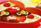 لعبة ديكور صندوق الحلوى للعشاق الجديده