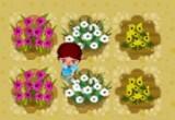 لعبة مزرعة الورد والزهور الساحرة