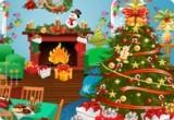 لعبه استقبال بابا نويل الجديده