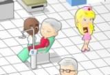 لعبه الممرضه النشيطه في المستشفى