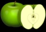 لعبه تركيب التفاحه الخضرا