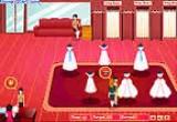 لعبة محل بيع بدل الزفاف 2016