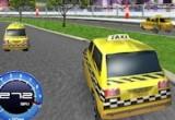 لعبة سباق التاكسي الحديثة