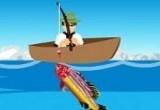 لعبة صيد سمك للاطفال اون لاين
