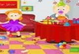 العاب تنظيف اطفال سنة الجديدة