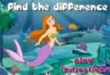 العاب اختلافات صور عروسة البحر
