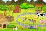 لعبة ترتيب المزرعة السعيدة