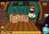 لعبة سرقة الذهب من القراصنة