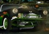 لعبة سباق سيارات الزومبي